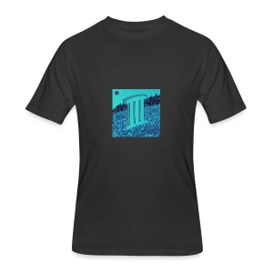Currensy PilotTalk3 Artwork - Men's 50/50 T-Shirt