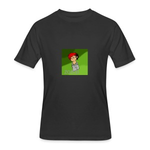 zomb is nere - Men's 50/50 T-Shirt