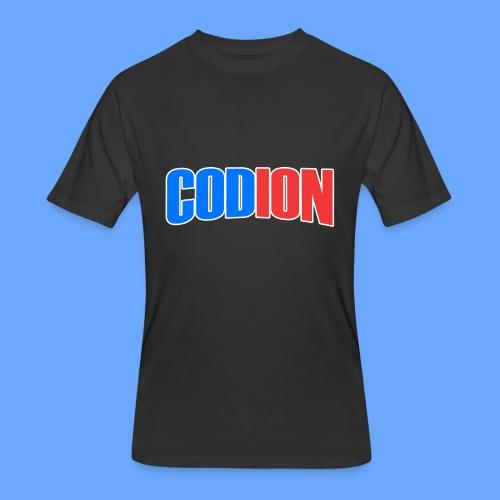 Codion Logo - Men's 50/50 T-Shirt