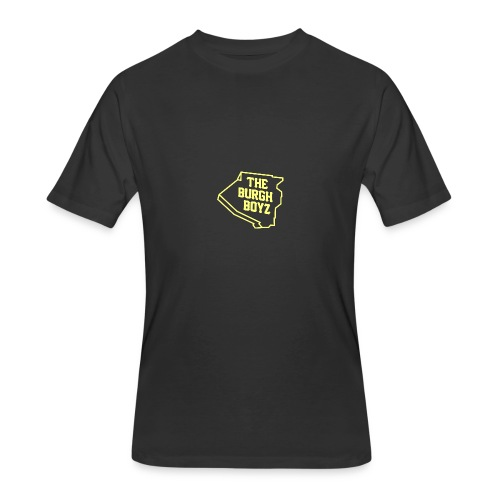 The Burgh Boyz Tee - Men's 50/50 T-Shirt
