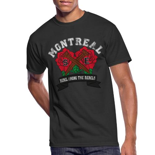 MONTREAL SXE - Men's 50/50 T-Shirt