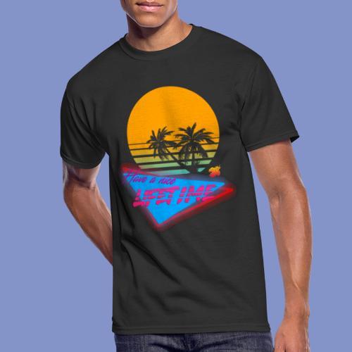 Have a nice LIFETIME - Men's 50/50 T-Shirt