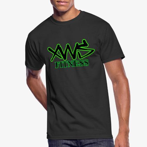 XWS Fitness - Men's 50/50 T-Shirt