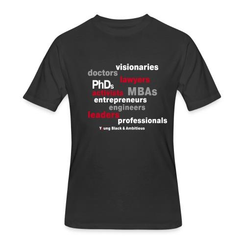 NetworkTee - Men's 50/50 T-Shirt