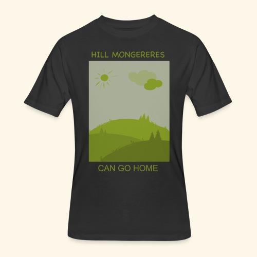 Hill mongereres - Men's 50/50 T-Shirt