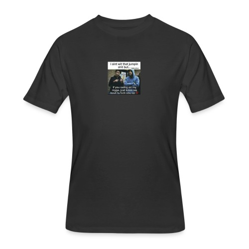 Friends down for friends - Men's 50/50 T-Shirt