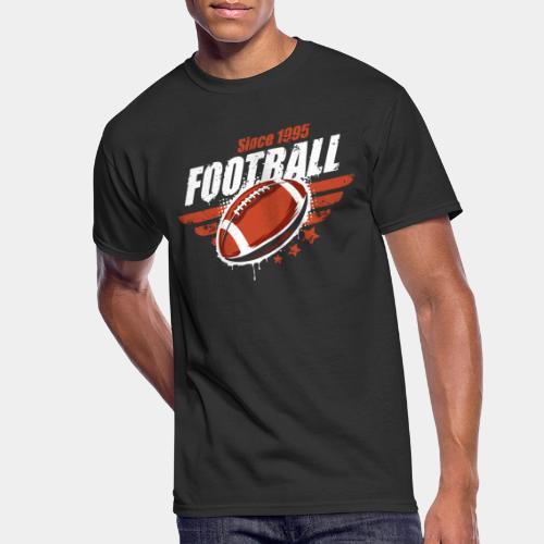 american football - Men's 50/50 T-Shirt