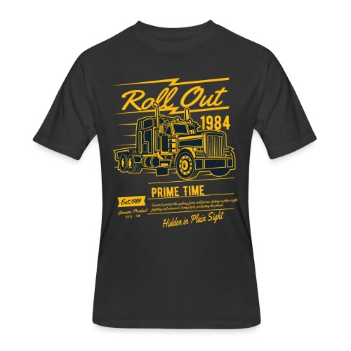Prime Time - Roll Out - Men's 50/50 T-Shirt