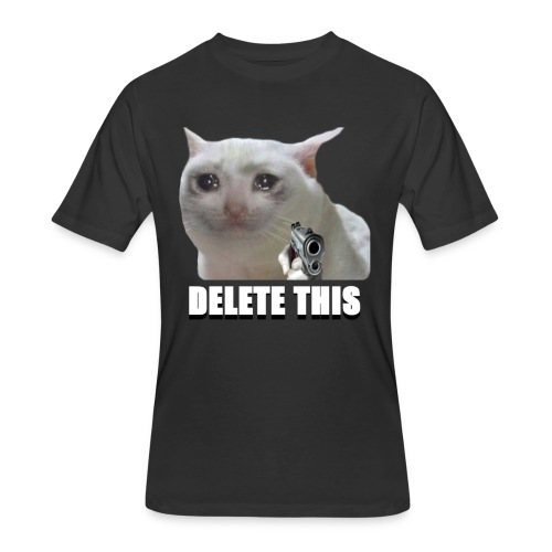 DELETE THIS - Men's 50/50 T-Shirt