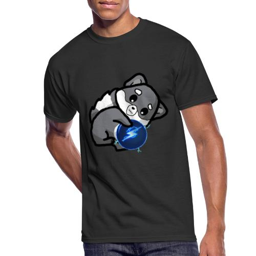 Eluketric's Zapp - Men's 50/50 T-Shirt