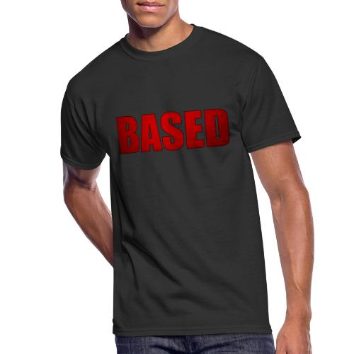 Based - Men's 50/50 T-Shirt