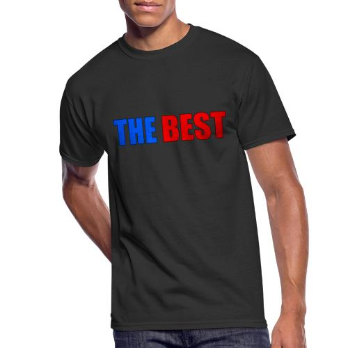 The Best - Men's 50/50 T-Shirt