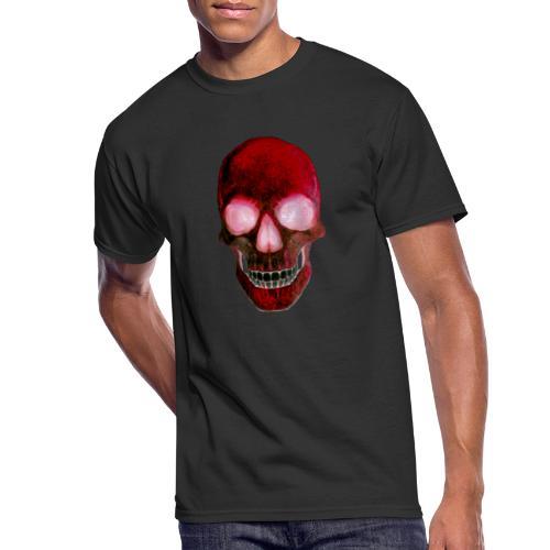 Red Skull - Men's 50/50 T-Shirt