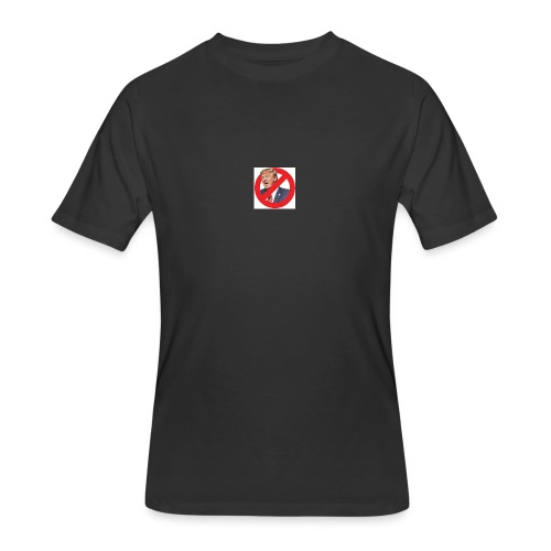 blog stop trump - Men's 50/50 T-Shirt