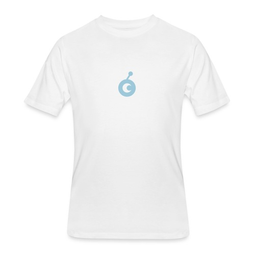 OST Logo chose print color - Men's 50/50 T-Shirt