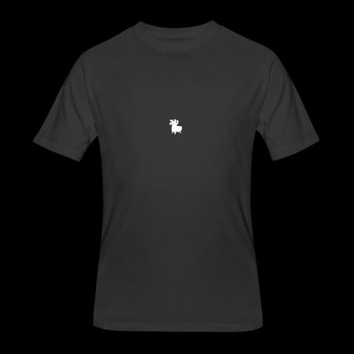 LOOT LLAMA THREE HEADS HYDRA - Men's 50/50 T-Shirt