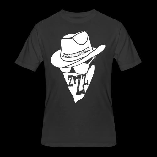 DREAM BANDITS WHITE Large Logo - Men's 50/50 T-Shirt