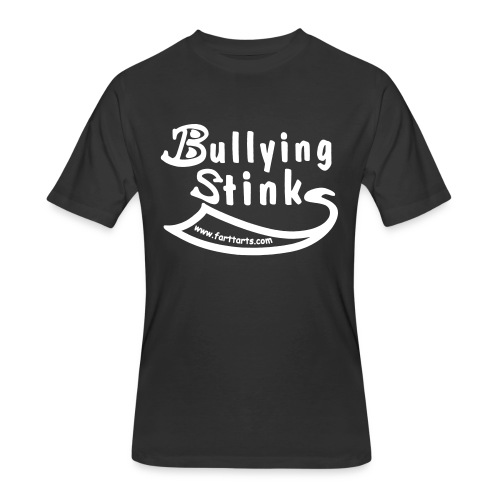 Bullying Stinks! - Men's 50/50 T-Shirt