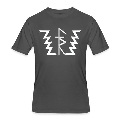 Faith Runnerz Tee Logo - Men's 50/50 T-Shirt