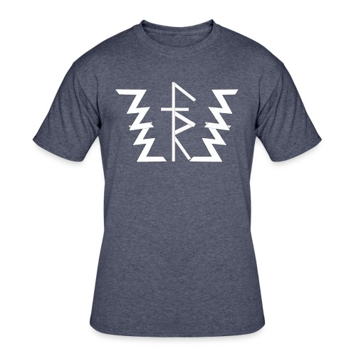 Faith Runnerz Tee Logo - Men's 50/50 T-Shirt