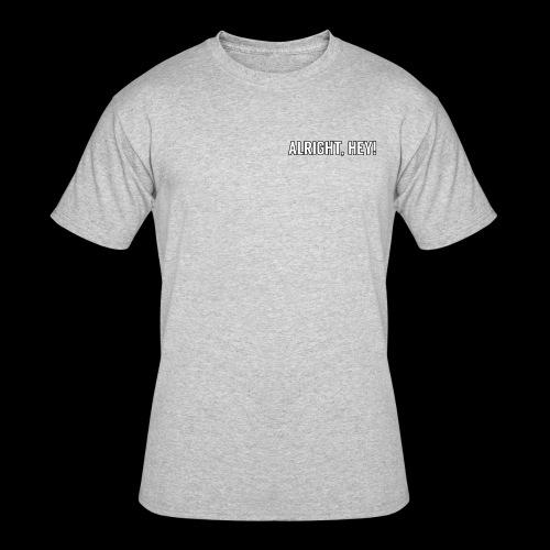 Alright, Hey! Tote Bag - Men's 50/50 T-Shirt