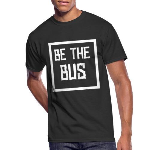 BE THE BUS - Men's 50/50 T-Shirt
