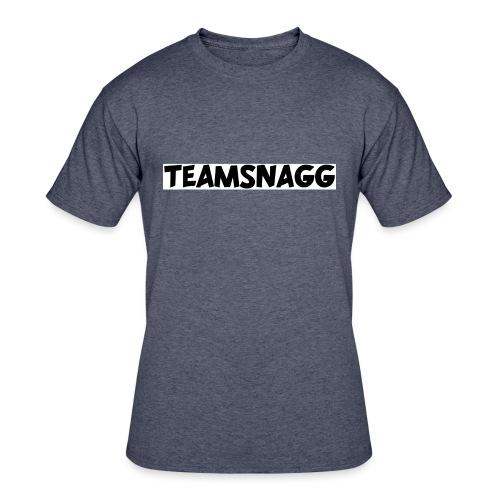 TeamSnagg Logo - Men's 50/50 T-Shirt