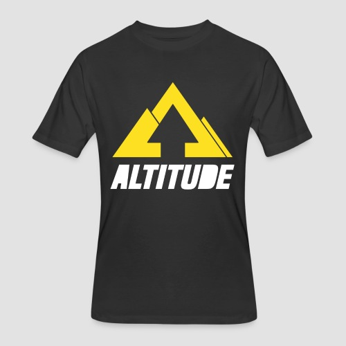 Empire Collection - Yellow - Men's 50/50 T-Shirt