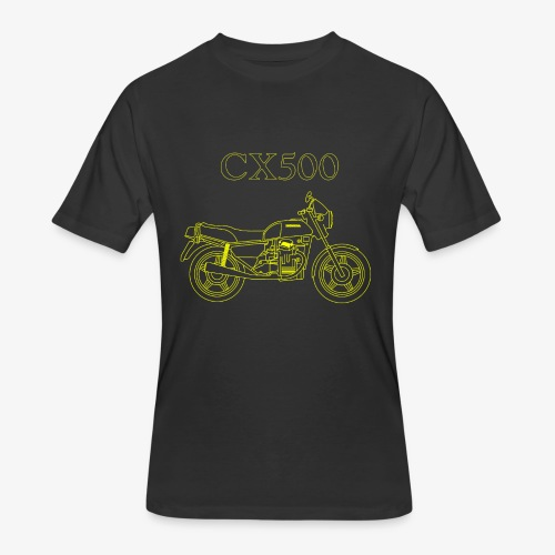CX500 line drawing - Men's 50/50 T-Shirt