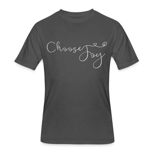 Choose Joy - Men's 50/50 T-Shirt