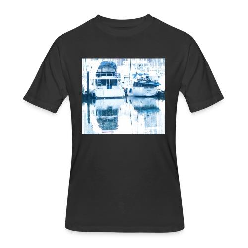December boats - Men's 50/50 T-Shirt