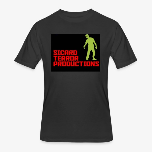 Sicard Terror Productions Merchandise - Men's 50/50 T-Shirt