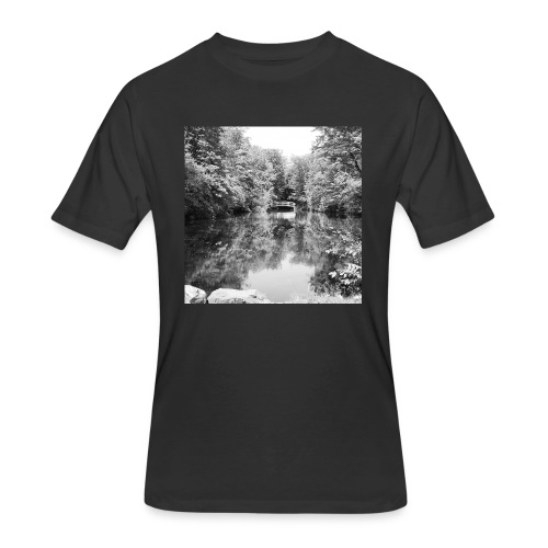 Lone - Men's 50/50 T-Shirt