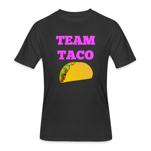 TEAMTACO - Men's 50/50 T-Shirt