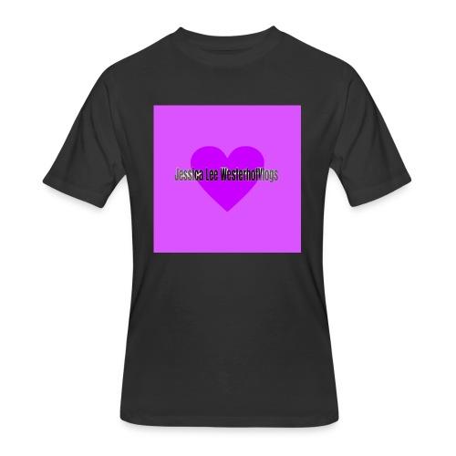 75F77ED3 E905 4E27 A945 77814E3CEA50 - Men's 50/50 T-Shirt