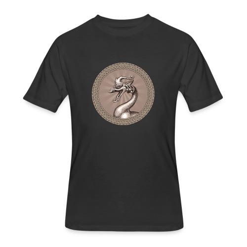 Laughing Dragon - Men's 50/50 T-Shirt