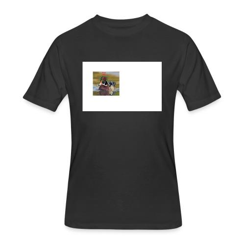 duck_life - Men's 50/50 T-Shirt
