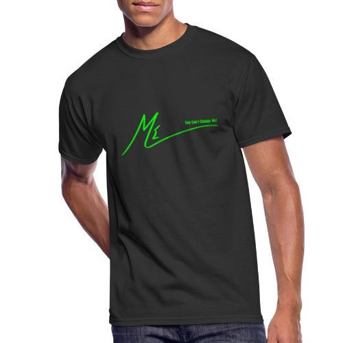 You Can't Change Me! - Men's 50/50 T-Shirt