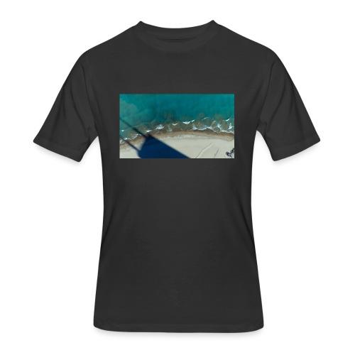 Beach - Men's 50/50 T-Shirt
