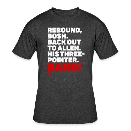 BANG - Men's 50/50 T-Shirt