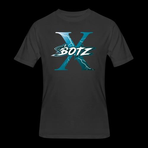 BOTZ X Logo Plain - Men's 50/50 T-Shirt
