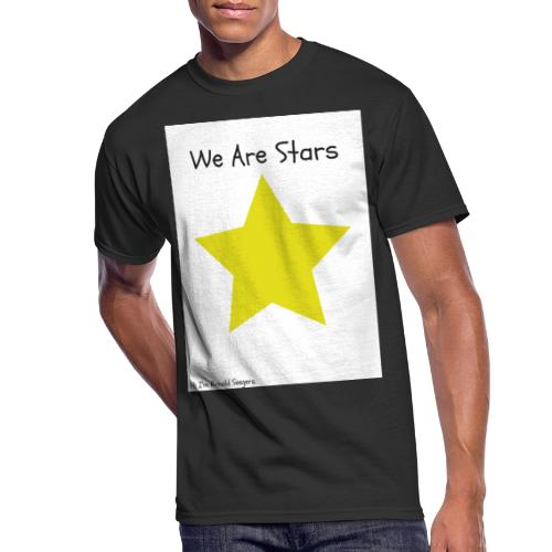Hi I'm Ronald Seegers Collection-We Are Stars - Men's 50/50 T-Shirt