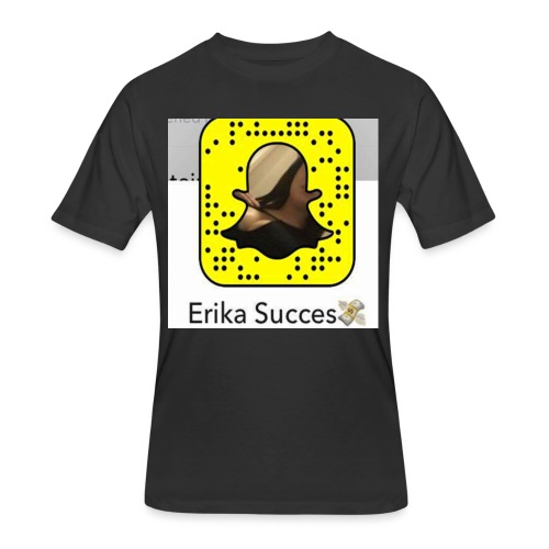 Erika Succes - Men's 50/50 T-Shirt