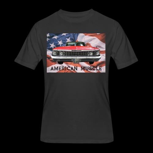 AMERICAN MUSCLE - Men's 50/50 T-Shirt