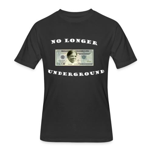 No longer Underground - Men's 50/50 T-Shirt