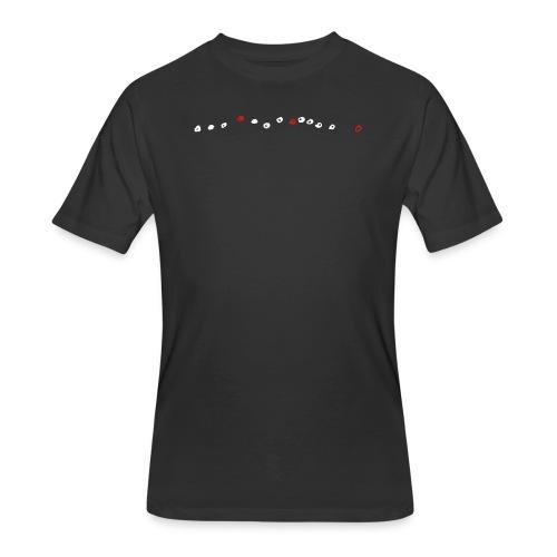 Bear McCreary: Thirteen Notes - Men's 50/50 T-Shirt