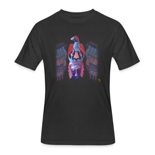 Acro Aztec - Men's 50/50 T-Shirt