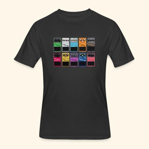 Effects Pedals - Men's 50/50 T-Shirt
