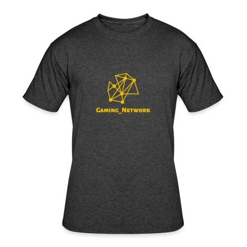 gaming network gold - Men's 50/50 T-Shirt