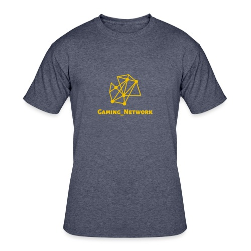 gaming network gold - Men's 50/50 T-Shirt